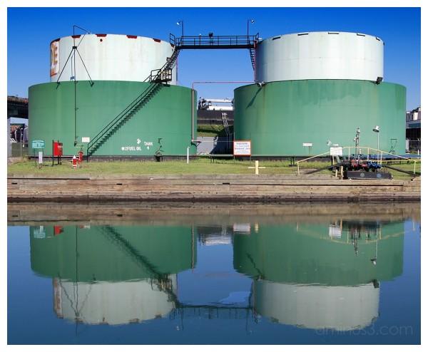 Gowanus Fuel Tanks