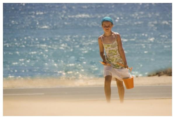 Belen at the beach