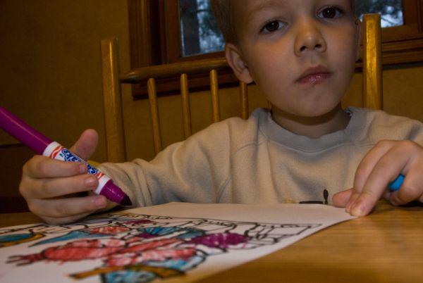 Armin coloring