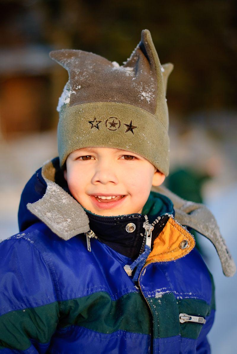 Armin winter portrait