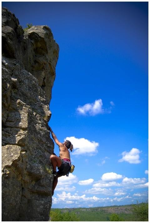 climbing escalade