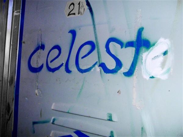 This is Celeste's Locker