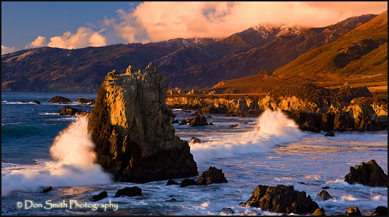 Pacific Valley Sea Stacks