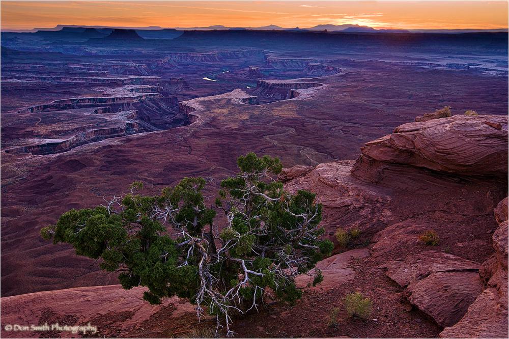 Green River Overlook, Canyonlands, Utah
