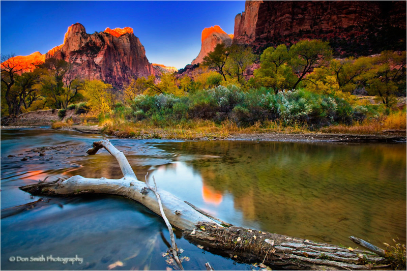 New Fall Photo Workshop in Bryce & Zion NP's