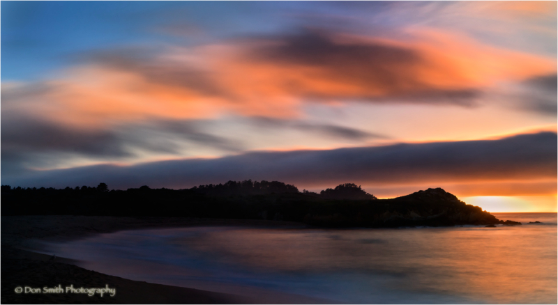 Dreamland, Monastary Beach, Carmel, Ca.