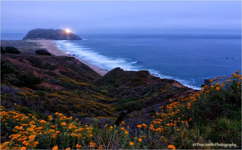 Point sur Lightstation, Big Sur, California