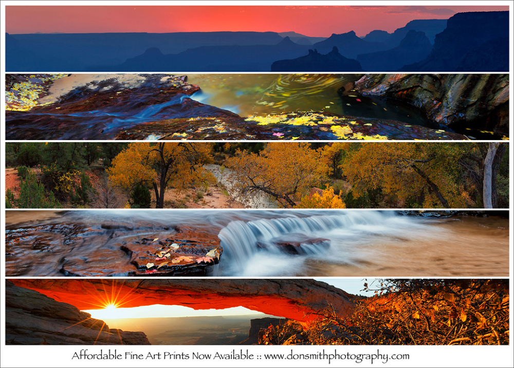 Purchase affordable fine art prints from Don Smith