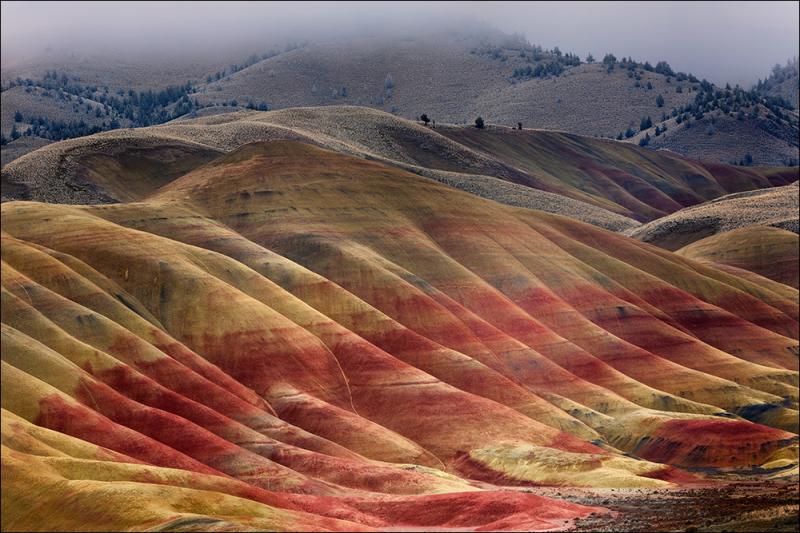 Painted Hills Oregon Landscape Amp Rural Photos Don