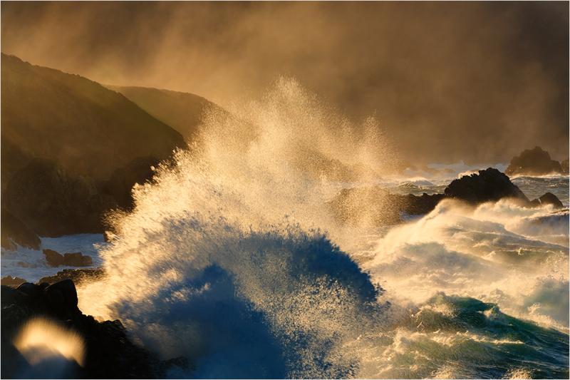 King Tides, Garrapata State Park, Big Sur Coast