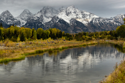 Fall in Grand Teton NP Workshop, September 2014
