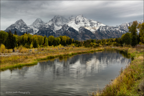 Fall in Grand Teton NP Workshop, September 2014