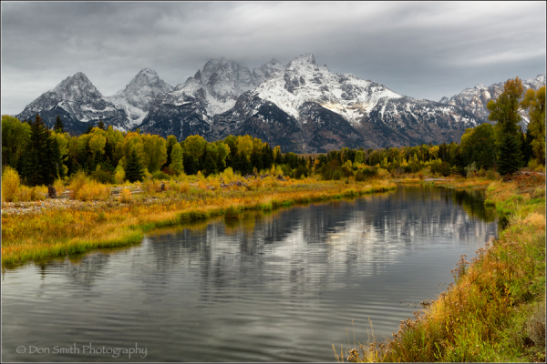 Schwabacher Landing, Grand Teton National Park