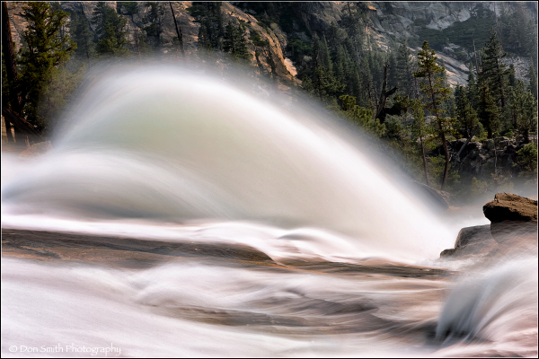 Waterwheel Falls, Yosemite National Park