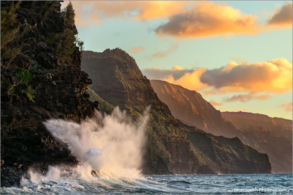Crashing Surf and Na
