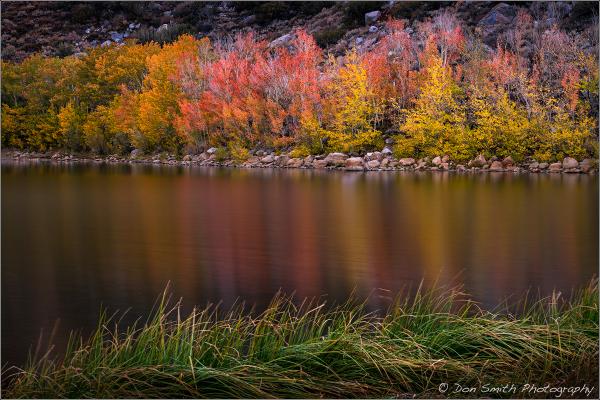 North Lake Morning, Eastern Sierra, California