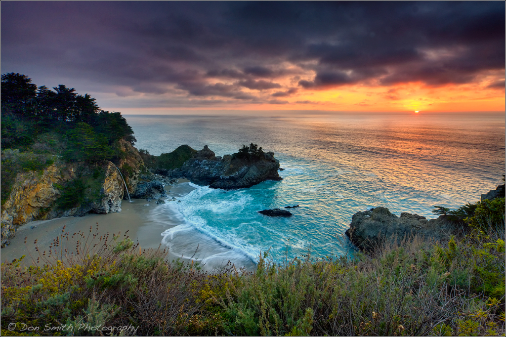 Spring 2016 Big Sur Photo Workshop with Don Smith