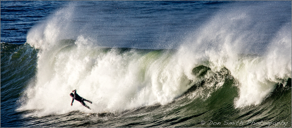 Wipeout at Mavericks