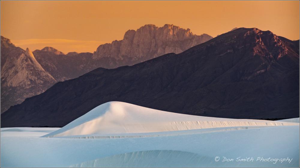 Large Dune, White Sands National Monument