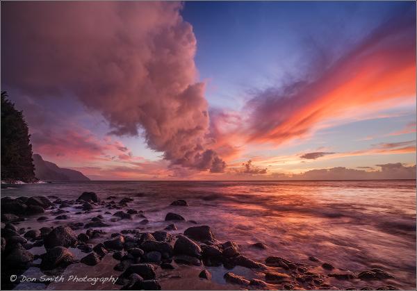 Na Pali Coast Dreaming