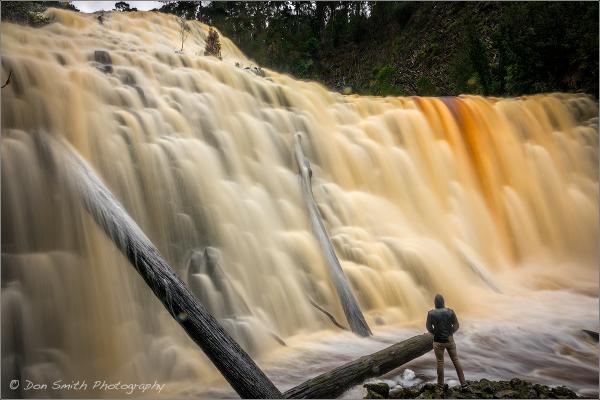Dip Fall, Tasmania
