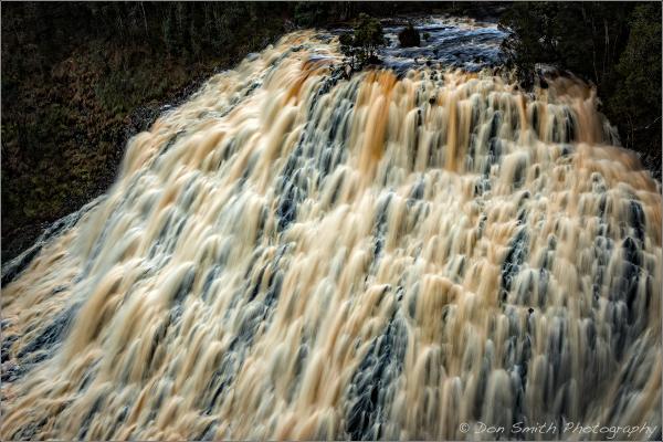 Dip Falls, Tasmania, Australia