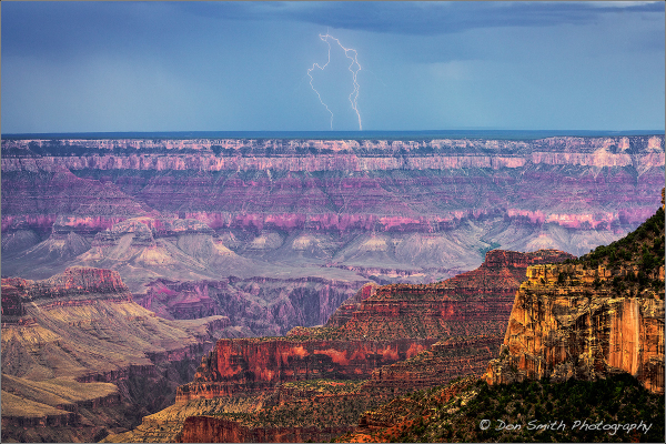 Double Strike, Grand Canyon National Park