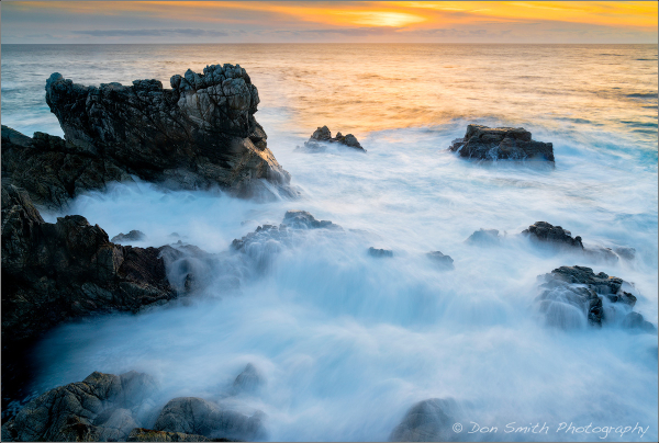 Granite Canyon, Big Sur Coast