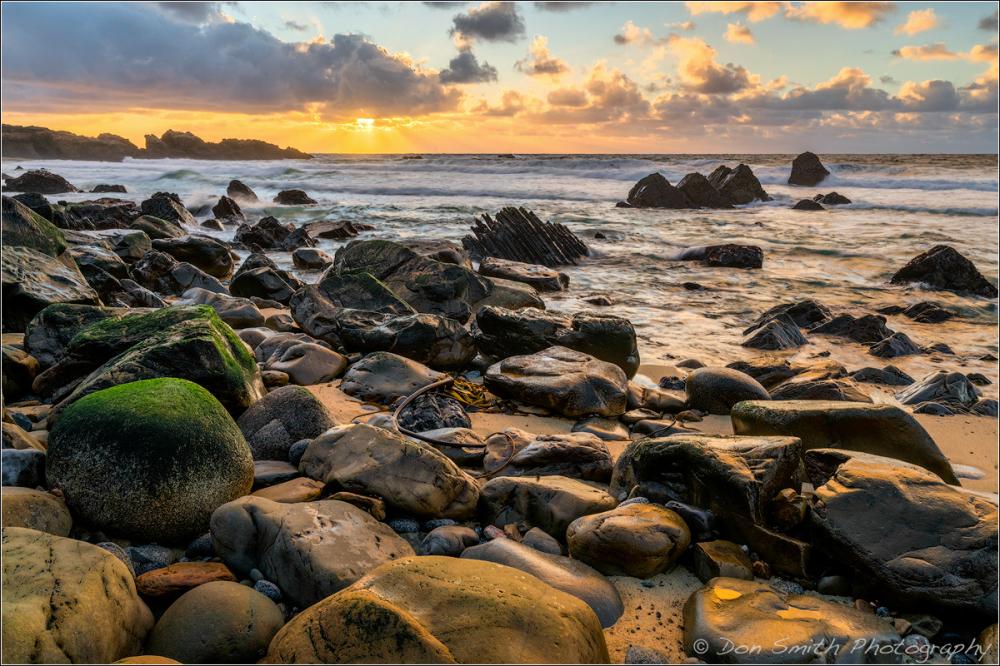 Second Low Tide, Big Sur Coast