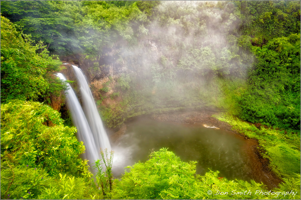 Kauai Photo Workshop :: Wailua Falls