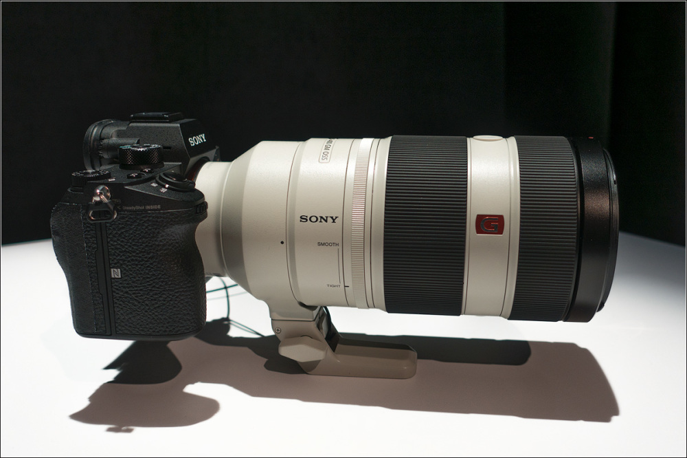 Sony a9 and 100-400mm G Master Lens