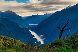 Doubtful Sound, Fiordland NP, New Zealad