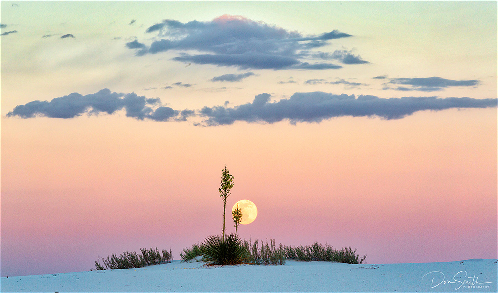 White Sands Moon Workshop Openings, Sept 3-7, 2017