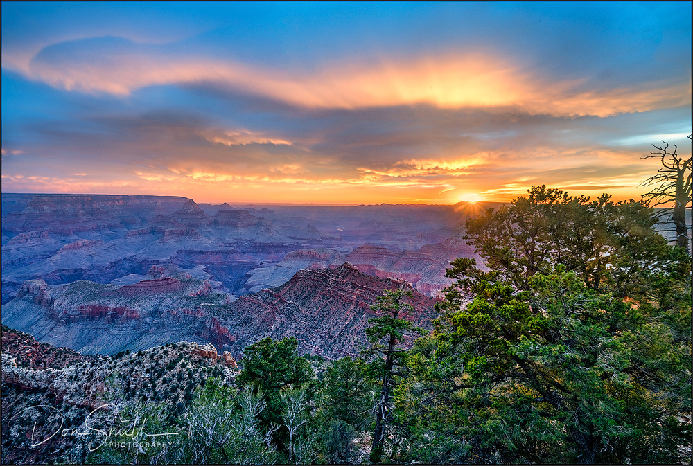 Grandview Sunrise, Grand Canyon National Park
