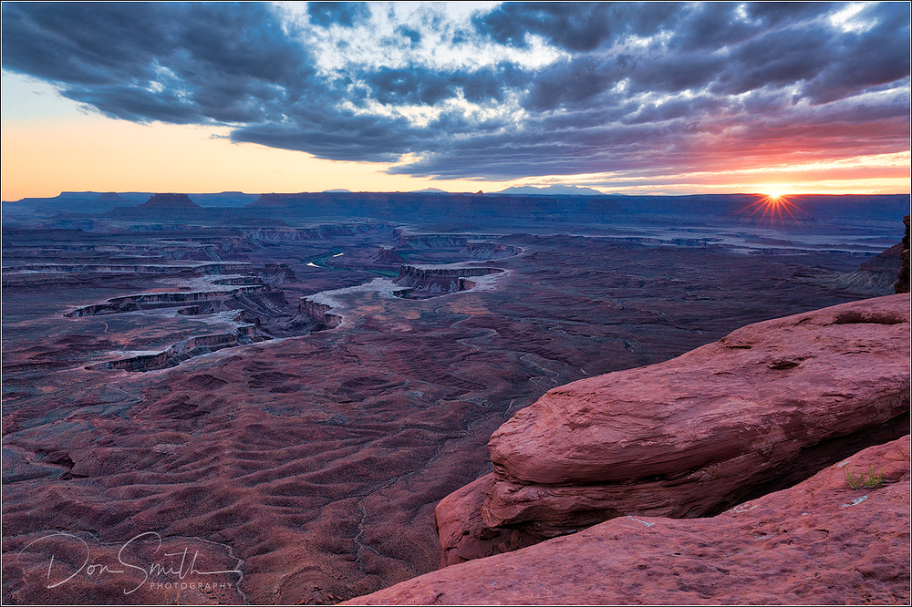 Green River Overlook, Canyonlands, Utah