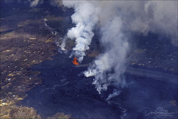 Kilauea Volcano - New Video