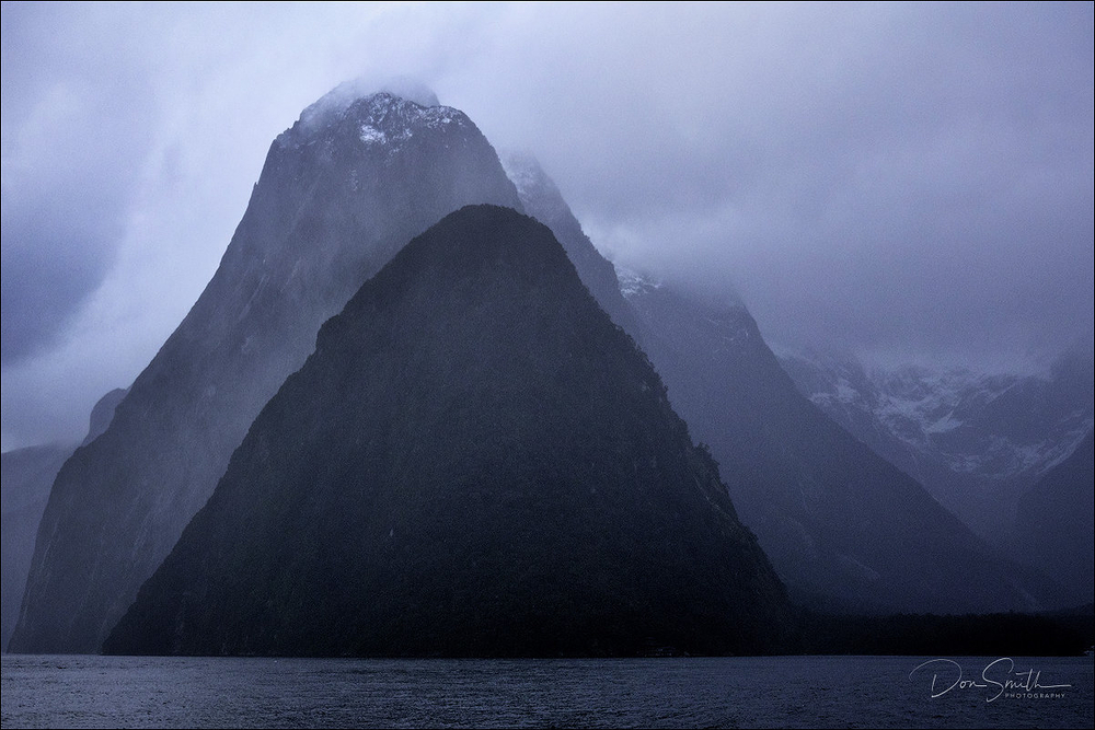 Milford Sound, South Island, New Zealand