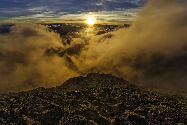 Haleakal Sunrise, maui
