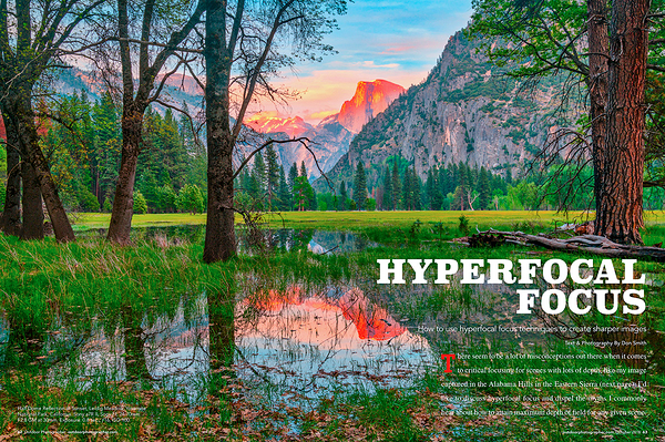 Hyperfocal Focusing :: Outdoor Photographer