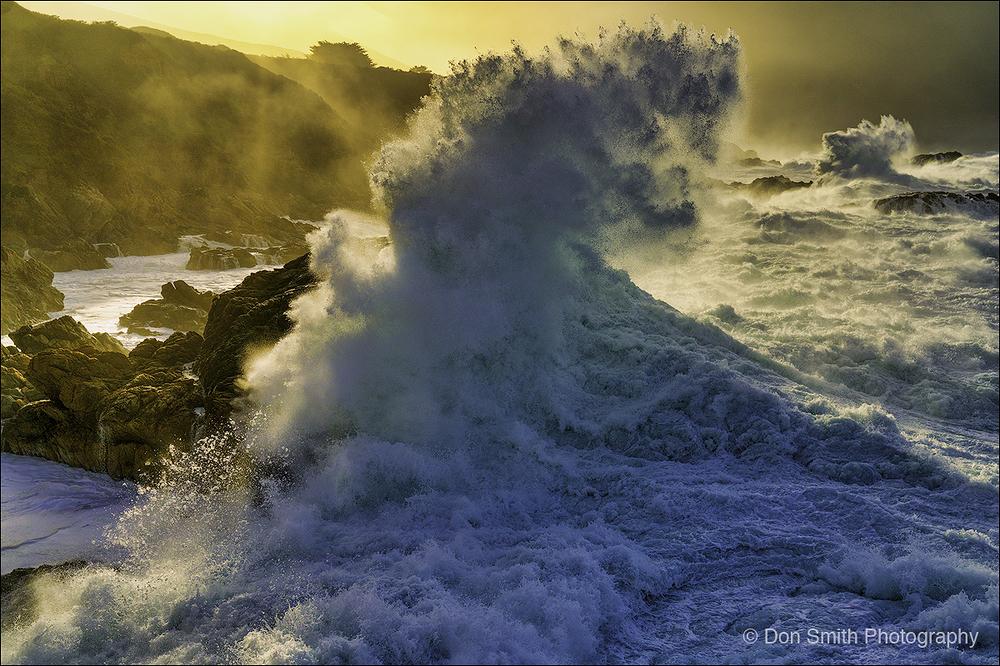 Big Sur Winter Photo Workshop - Dec 7-10
