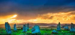 Callanish Stones III, Isle of Lewis, Scotland