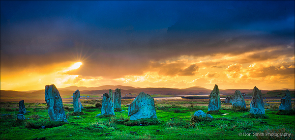 Callanish Stones III, Isle of Lewis, Scotland