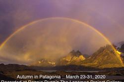 Autumn Patagonia March 2020 Workshop Announcement