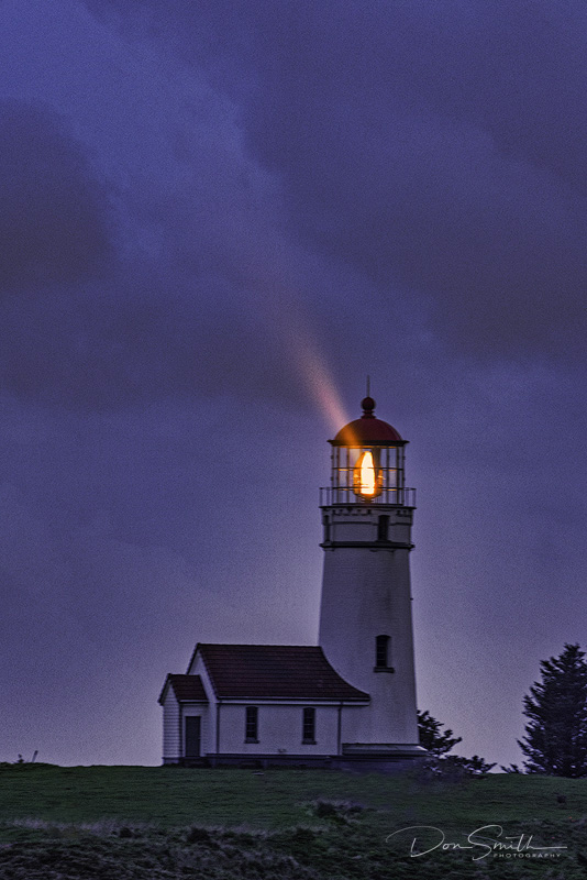 Cape Blanco Lighthouse, Port Orford, Oregon
