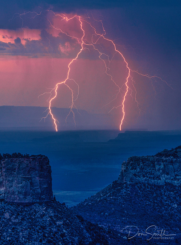 Grand Canyon Lightning Photo Workshop