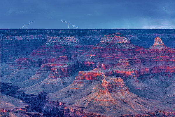 Dueling Bolts, Grand Canyon National Park