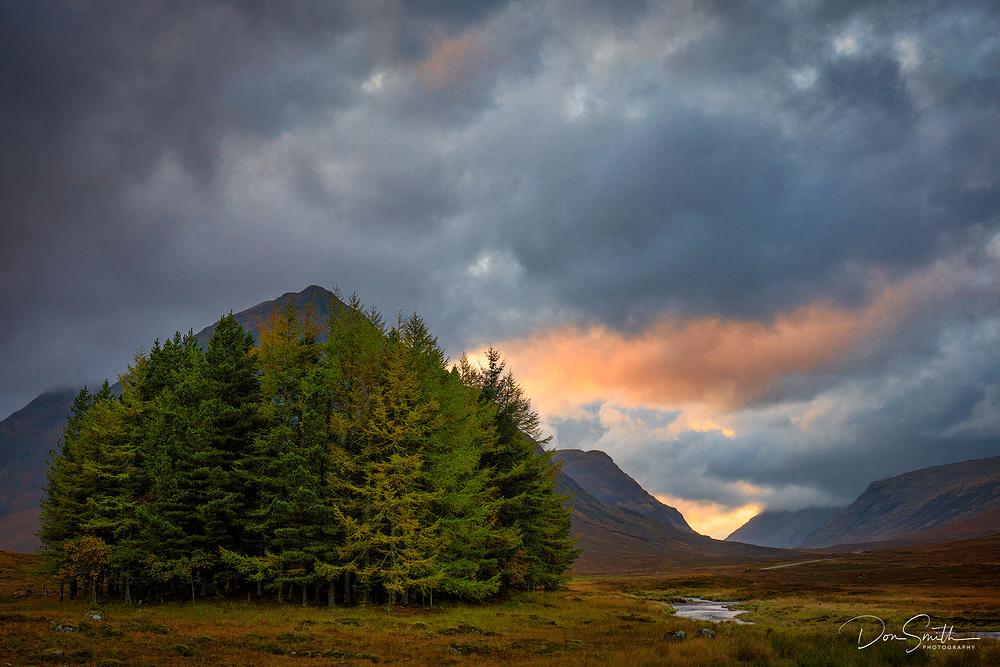 Glen Etive, Glencoe, Scotland
