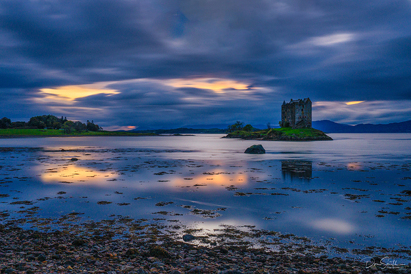 Stalker Castle, Addin, Scotland