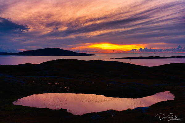 Outter Hebrides, Isle of Harris and Lewis Scotland