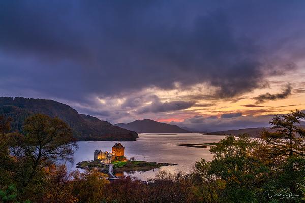 Eilean Donan Castle, Dornie, Soctland